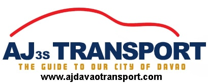 Logo - AJ3s Transport Services Davao