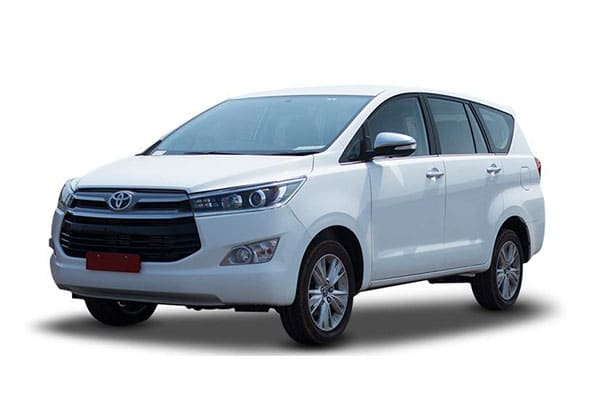 Toyota Innova Car Rental - AJ3s Transport Services Davao
