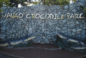 Crocodile Park Davao - AJTransport Davao Tour