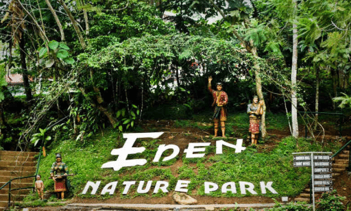 Eden Nature Park Davao - Davao Rental Tour Package