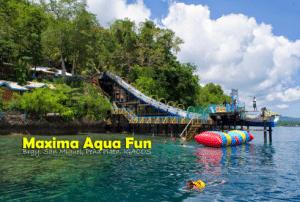 Maxima Aqua Fun Davao - AJTransport Davao Tour