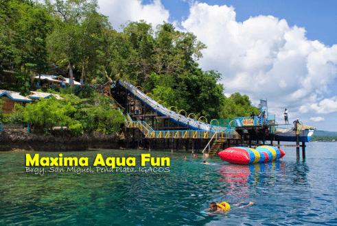 Maxima Aqua Fun Resort - Davao Rental Tour Package