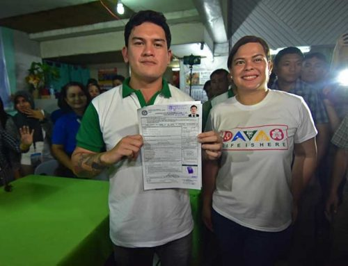 Dutertes All in; Baste Guns for Vice Mayorship in Davao City