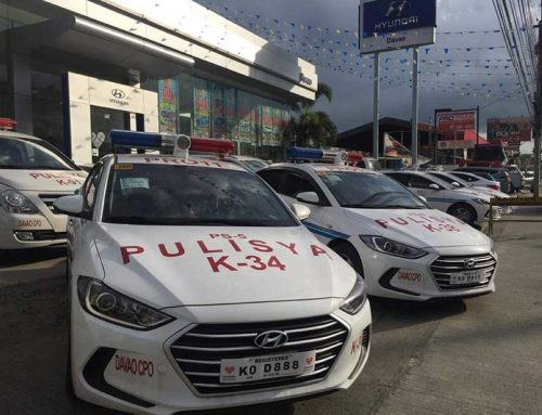 South Korea Donates Vehicles to Davao City Police