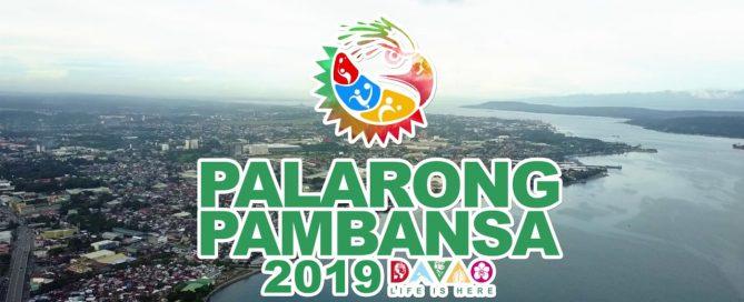 Palarong Pambansa 2019 Davao City