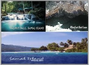 Samal Island Davao (IGACOS) Tour Package #3