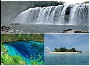 Surigao (Enchanted River, Britania Islands) -Bislig Tour Package #7