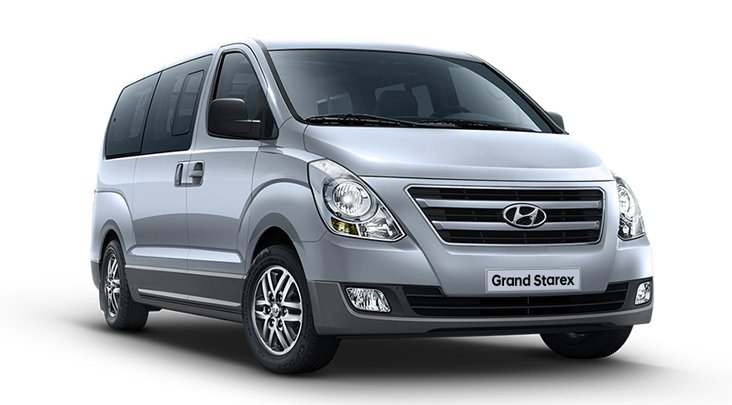Hyundai Grand Starex Van
