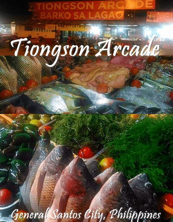 Tiongson Arcade GenSan - Davao Van Rental Tour
