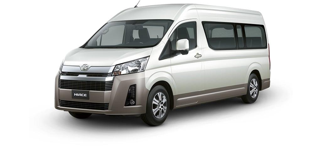 Toyota Grandia Tourer Van