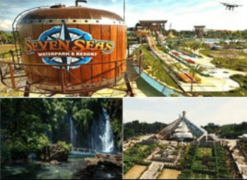 Cagayan De Oro (Seven Seas Waterpark and Resort) and Iligan Tour Package #8