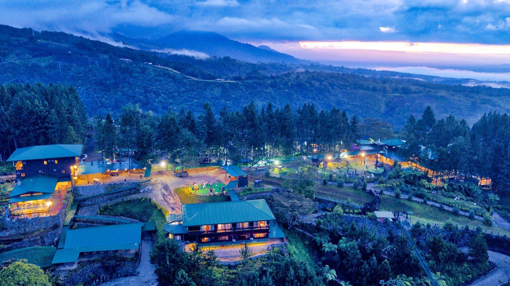 Dahilayan Adventure Park - Cagayan De Oro-Iligan Tour