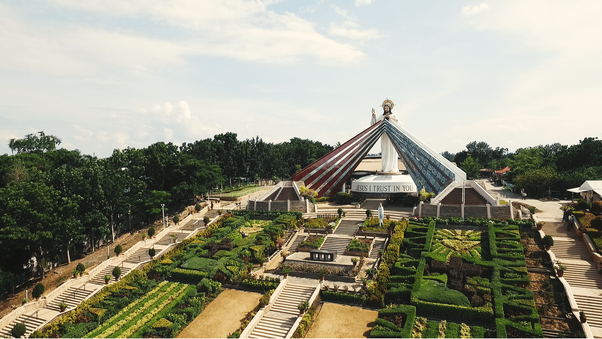 Divine Mercy Shrine - Cagayan De Oro-Iligan Tour