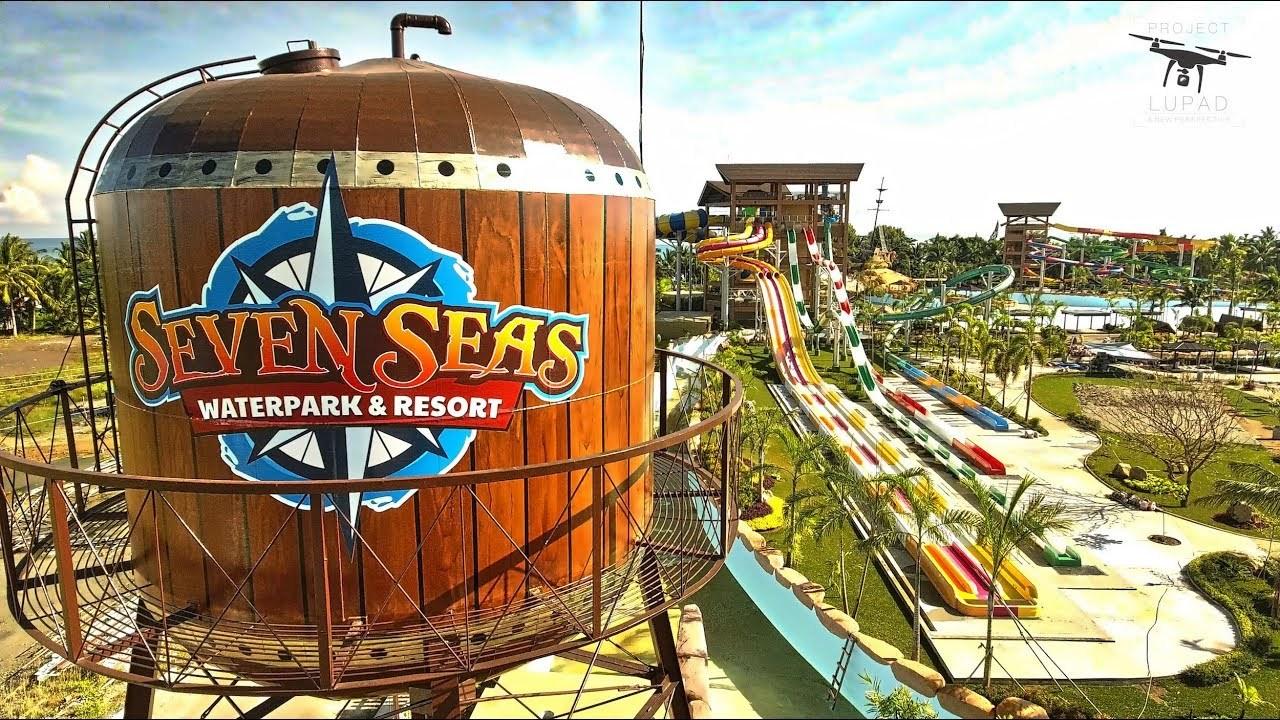 Seven Seas Waterpark - Cagayan De Oro-Iligan Tour
