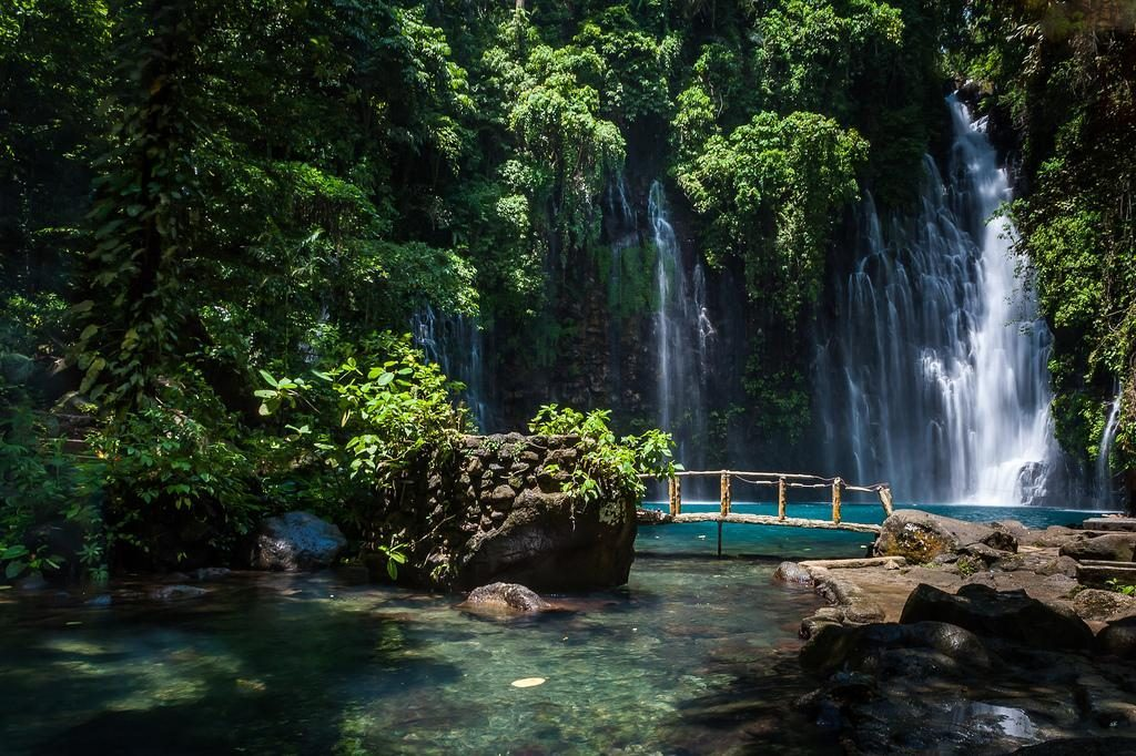 Tinago Falls - Cagayan De Oro-Iligan Tour