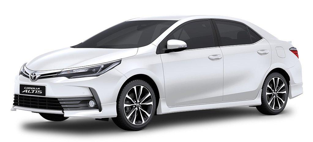 Toyota Altis Sedan