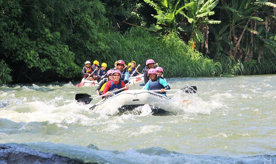 White Water Rafting - Cagayan De Oro-Iligan Tour