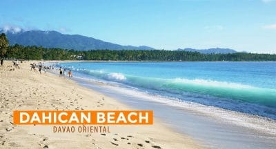 Dahican Beach Resort Mati - Davao Van Rental Tour