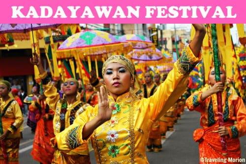 Kadayawan Festival in Davao City