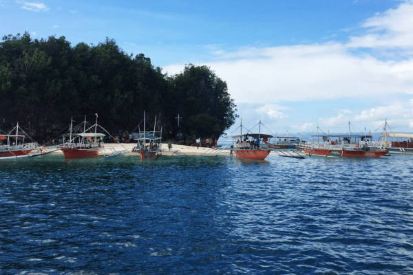 Boslon Island, San Augustin, Surigao Del Sur