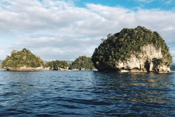 Britania Group of Islands, San Agustin,- Surigao Del Sur