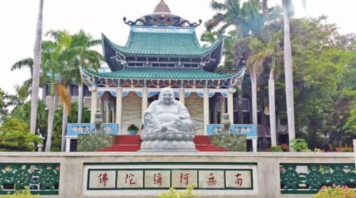 Lon Wa Buddhist Temple Davao