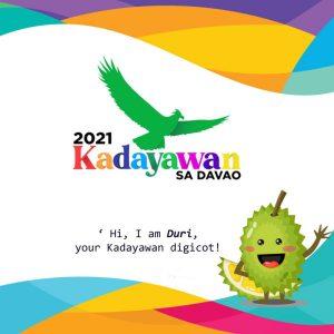 Kadayawan Festival 2021 - Duri