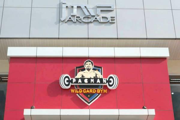 Pacman Wildcard Gym, General Santos City