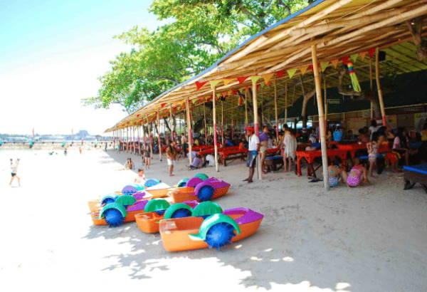 Paradise Island Park Beach Resort in Samal Island