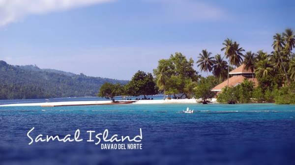 Samal Island (Island Garden City Of Samal - IGACOS)
